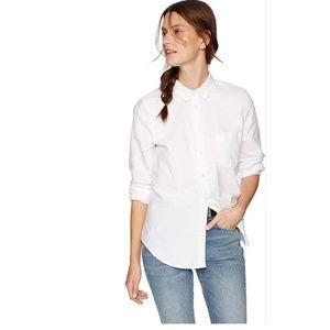 J crew Oxford Long sleeve Shirt